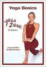 Yoga Zone - Yoga Basics for Beginners on DVD