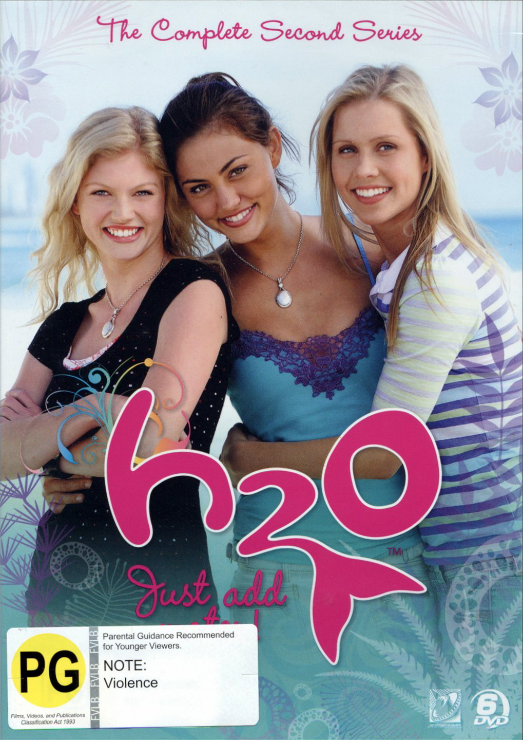 H2o just add water the complete season 2 dvd buy for H2o season 2