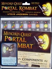 Munchkin Quest - Portal Kombat