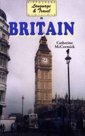 Hippocrene Language and Travel Guide to Britain by Catherine M. McCormick image