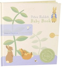 Peter Rabbit Baby Book: Naturally Better Edition