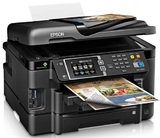 Epson WorkForce WF-3640 Inkjet Multi-Function Printer