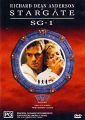 Stargate SG-1 - Volume 07 - 1969 / Out of Mind on DVD