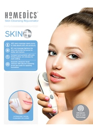 Homedics Skin Cleansing Rejuvenation System