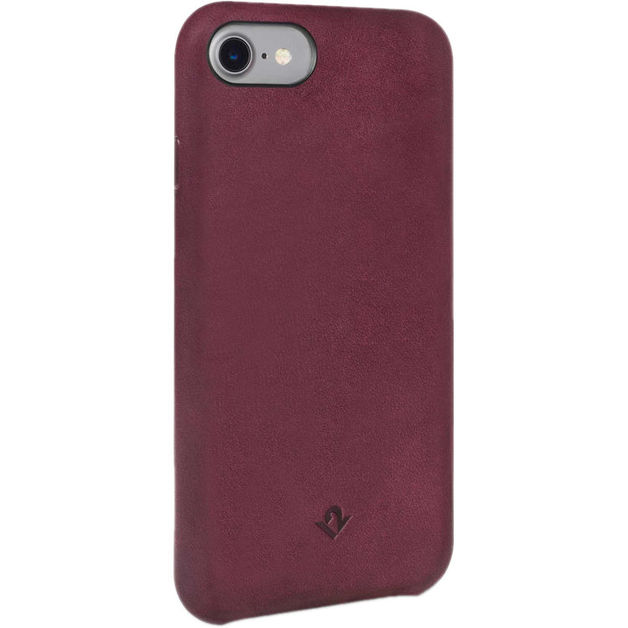 Twelve South Relaxed Leather case for iPhone 7/6/6S (Marsala)
