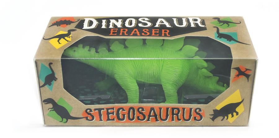 Ooly: Dinosaur Eraser Stegosaurus image