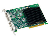 Matrox Millenium Video Card MTX P650 64MB 8XAGP