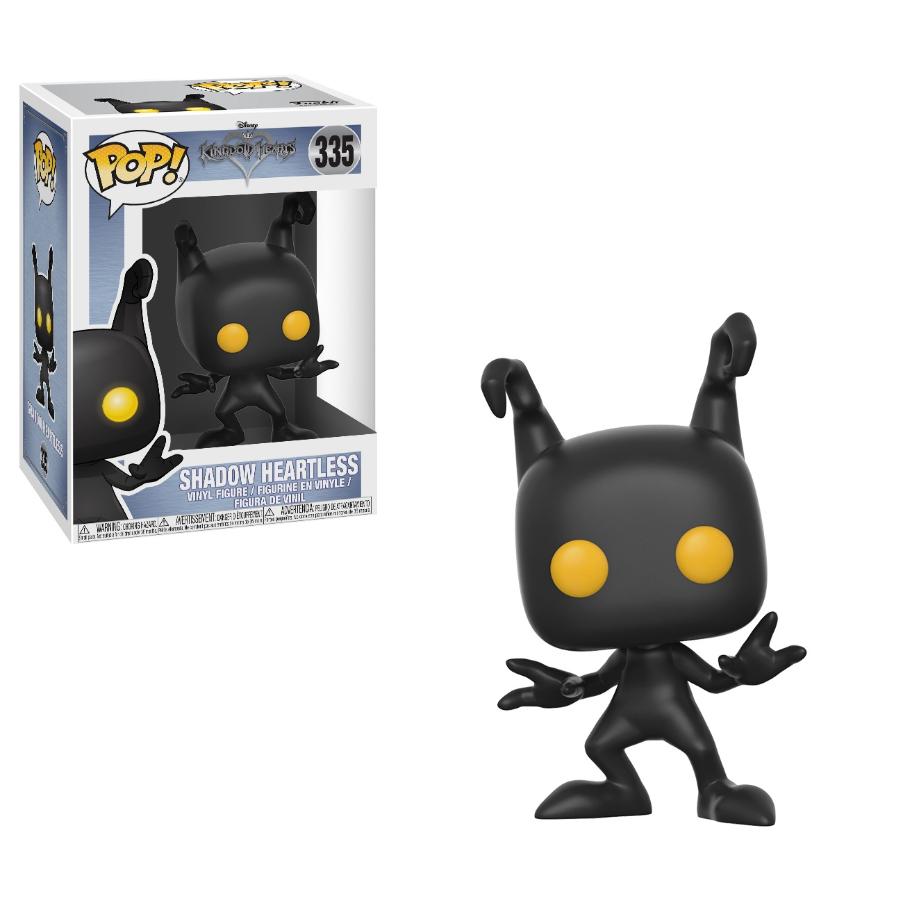 Kingdom Hearts - Heartless Pop! Vinyl Figure (with a chance for a Chase version!) image