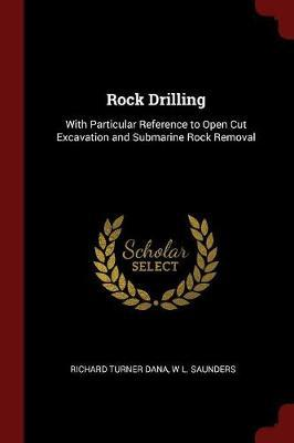 Rock Drilling by Richard Turner Dana image