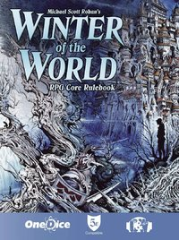 Winter of the World: Adventures in Brasayhal - Core Rulebook