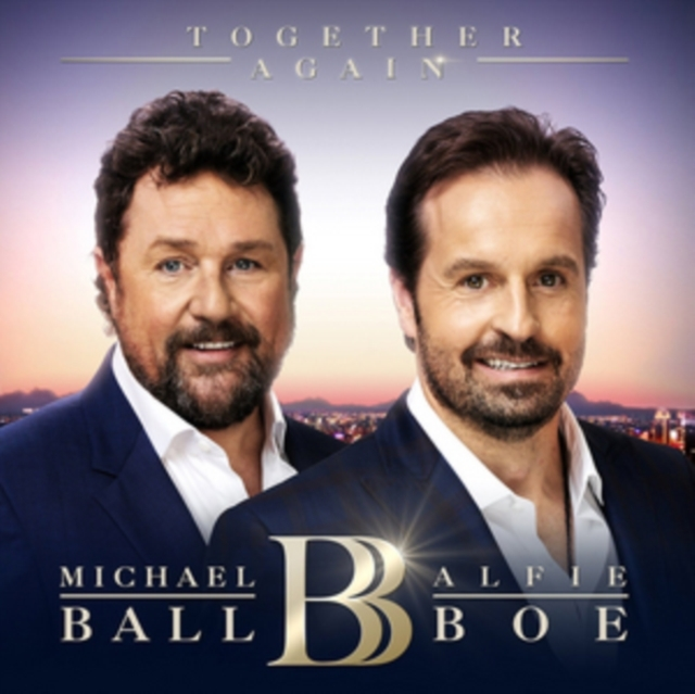 Together Again (2CD Deluxe Edition) by Michael Ball & Alfie Boe image