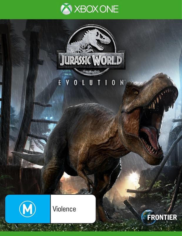 Jurassic World Evolution for Xbox One