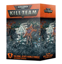 Warhammer 40,000: Kill Team - Killzone Death World Forest