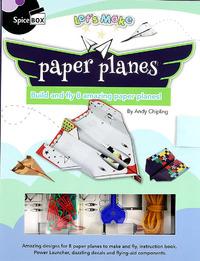 Spice Box: Amazing Paper Planes - Craft Kit