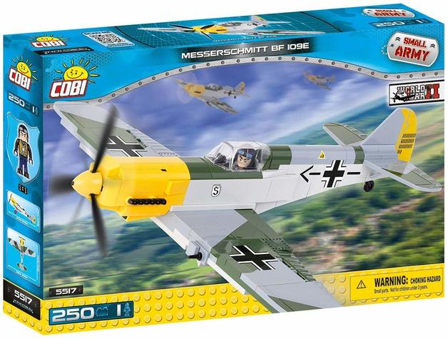 Cobi: Small Army - Messerschmitt BF 109E