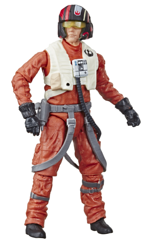 "Star Wars: 3.75"" Vintage Figure - Poe Dameron"