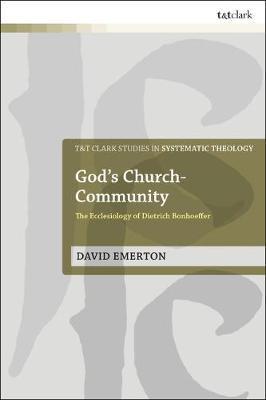 God's Church-Community by David Emerton