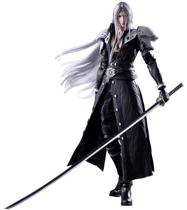 Final Fantasy VII Remake: Sephiroth - Play Arts Kai Figure