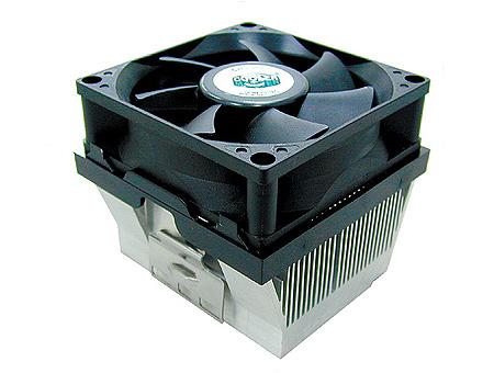 AMD ATHLON SOCKET A FAN - LOW NOISE SP5-8ID2E image