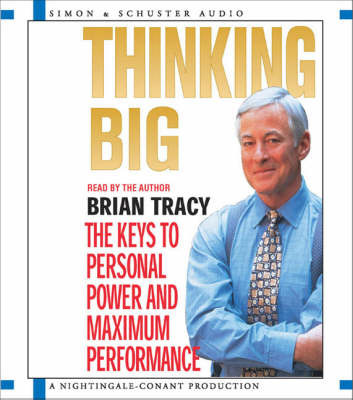Thinking Big by Brian Tracy image