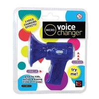 Voice Changer - 3 Effects