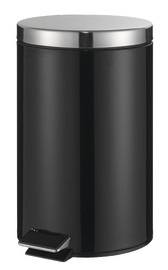 L.T. Williams - Black Pedal Bin - 30L