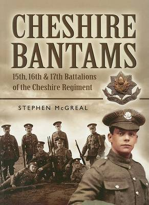 Cheshire Bantams by Stephen McGreal