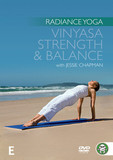 Radiance Yoga - Vinyasa Strength & Balance on DVD