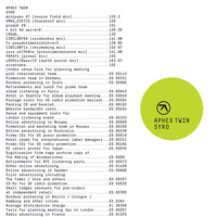 Syro by Aphex Twin