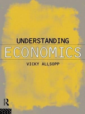Understanding Economics by Vicky Allsopp