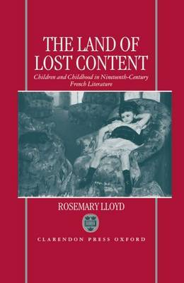 The Land of Lost Content by Rosemary Lloyd image
