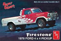 AMT: 1/25 1978 Ford Pickup - Model Kit