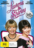 Laverne & Shirley - The Fourth Season DVD