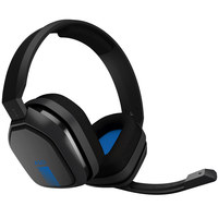 Astro A10 Wired Headset (Grey/Blue) for PC, PS4, Xbox One