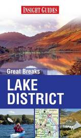 Insight Great Breaks Guides: Lake District by Insight Guides image