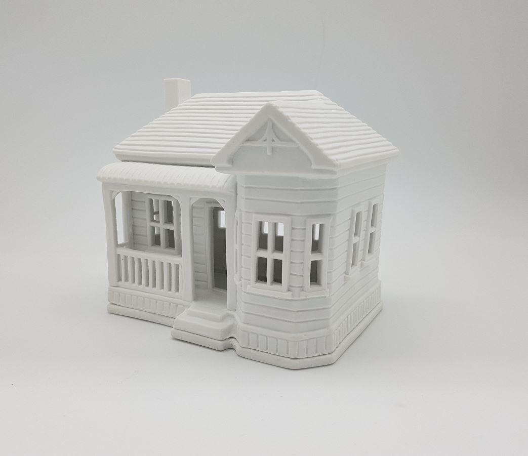 New Zealand 1800's Villa Tealight House image