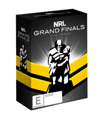 NRL The Grand Finals Collection The 1980s on DVD image