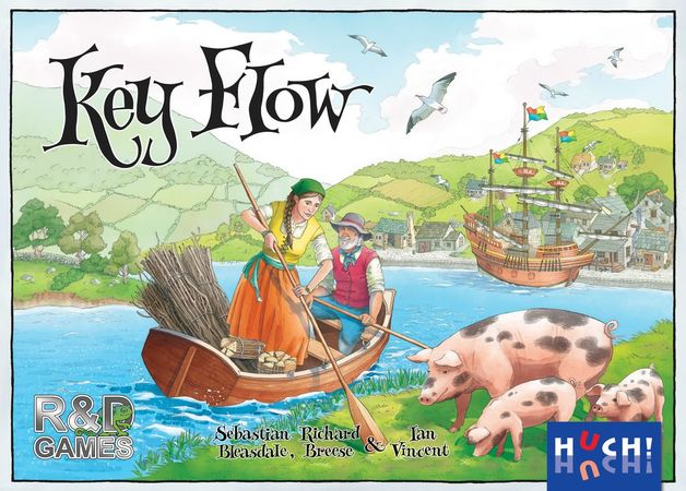 Key Flow - Board Game