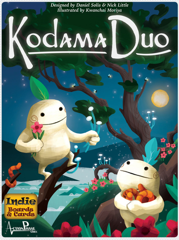 Kodama Duo - Card Game