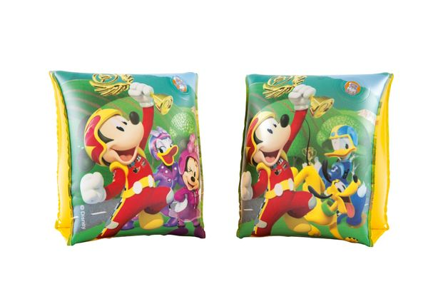 Bestway: Mickey and the Roadster Racers Armbands