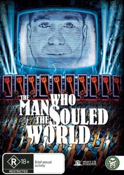 The Man Who Souled The World on DVD image