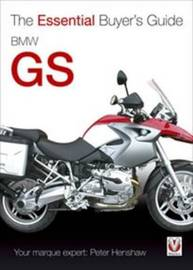 BMW GS by Peter Henshaw