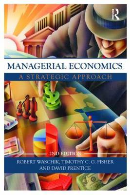Managerial Economics, Second Edition by Robert Waschik image