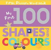 Chunky Board Book: 100 Shapes and Colours image