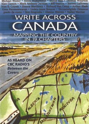 Write Across Canada by Ottawa International Writers