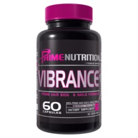 Prime Nutrition Vibrance Hair Skin & Nail Support