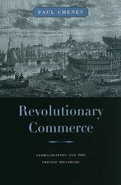 Revolutionary Commerce by Paul Cheney image