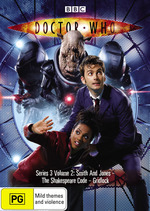 Doctor Who (2007) - Series 3: Vol. 2 on DVD
