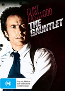 The Gauntlet on DVD image