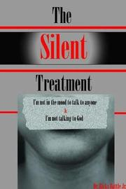 THE Silent Treatment by Ricky Battle image